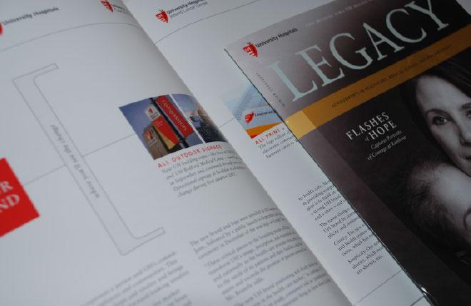 University Hospitals Legacy Magazine