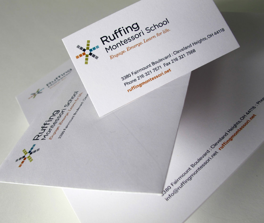 Ruffing Montessori School Stationary