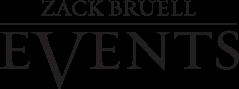 Zack Bruell Events