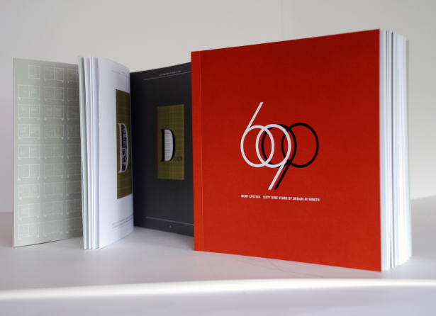 Mort Epstein Book 69 Years of Design at 90