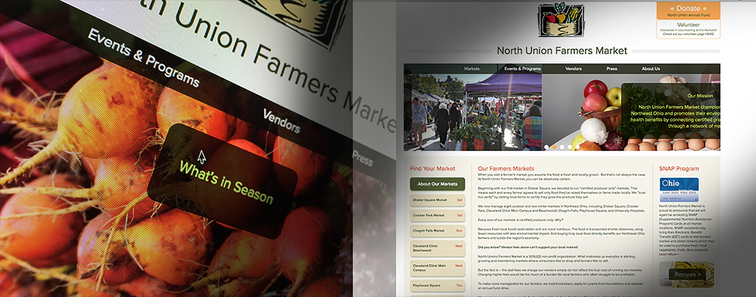 North Union Farmers Market