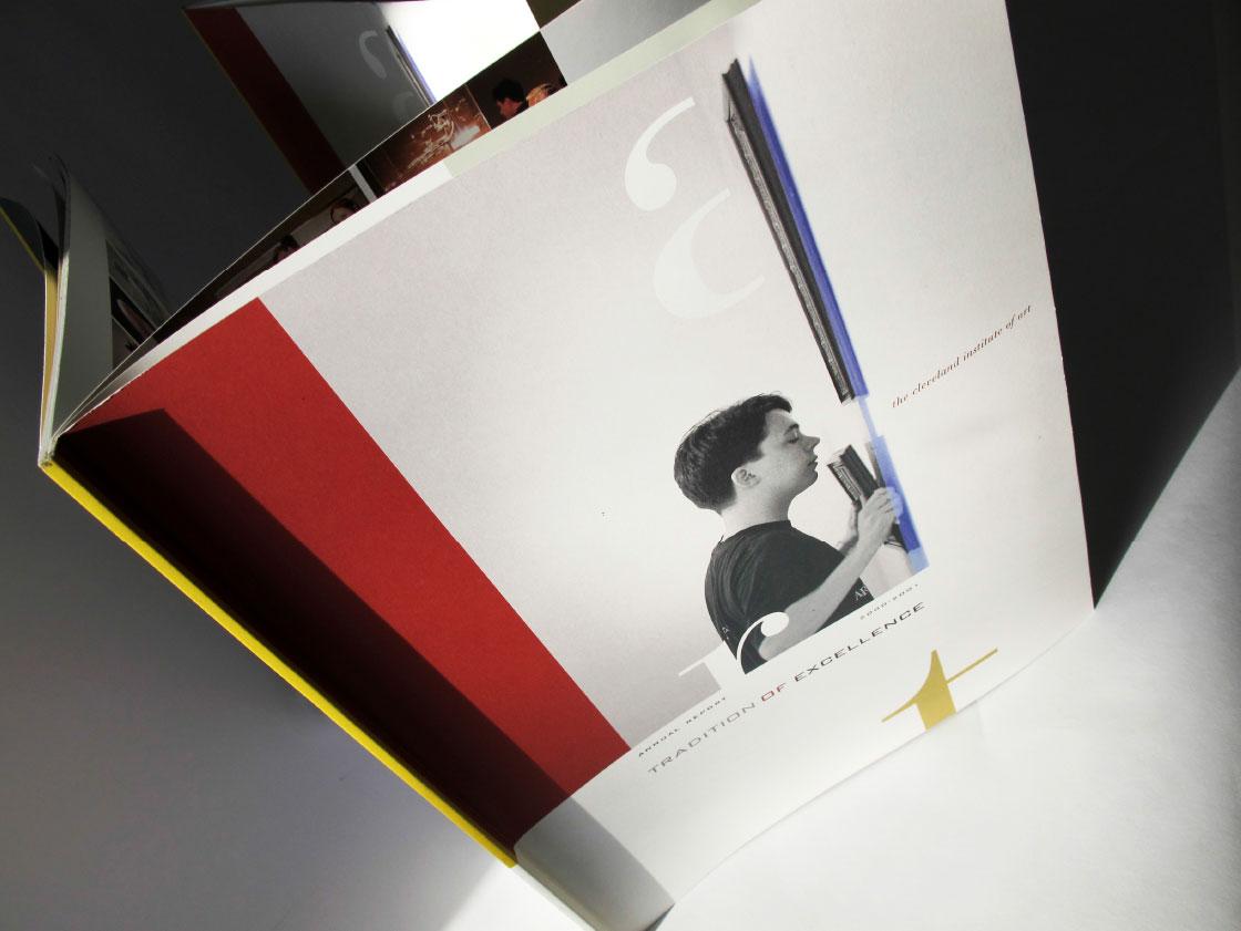 Cleveland Institute of Art Annual Report