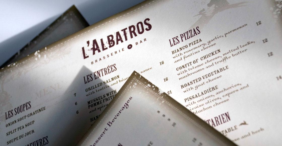 L'Albatros Brasserie