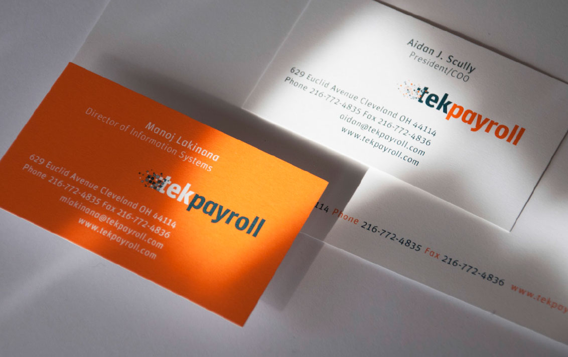 Tekpayroll Online Payroll Identity System