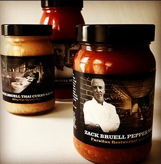 Zack Bruell Assorted Sauces
