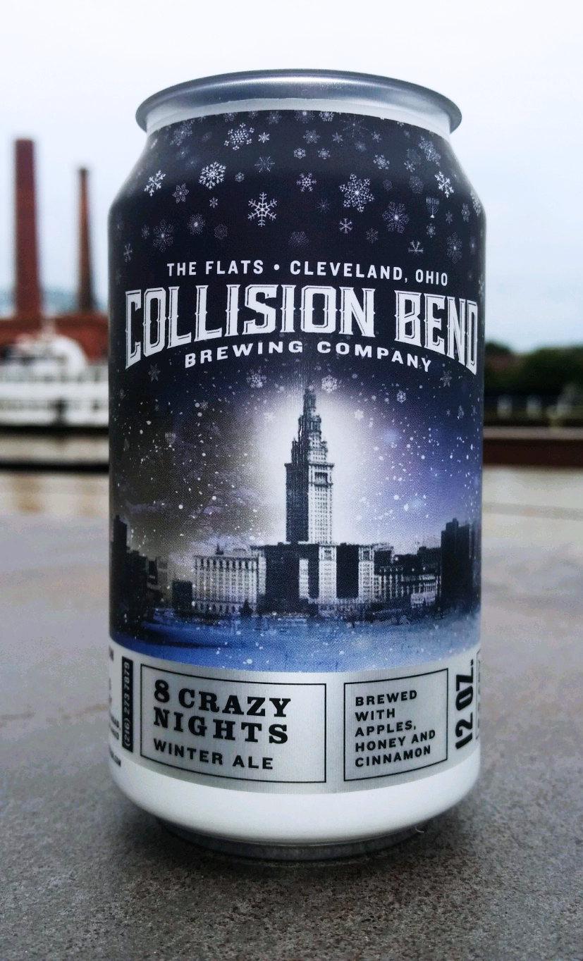 Collision Bend 8 Crazy Nights